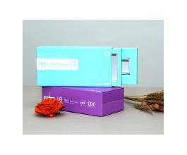 白卡纸抽拉化妆品/品包装盒